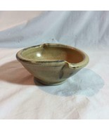 Celtic Clays Carlingford Pottery Bowl Stoneware Ireland Bypass Offset De... - $12.59