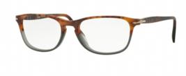 New Persol PO3116V 9034 Matte Havana Brown Gray Eyeglasses 54mm Fast Ship - $277.20