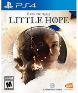 The Dark Pictures: Little Hope - PlayStation 4 [video game] - $29.69