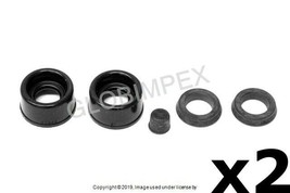 VOLKSWAGEN VANAGON (1983-1991) Wheel Cylinder Repair Kit REAR L & R (2) FTE - $37.75