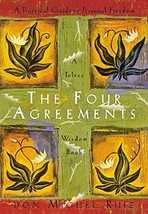 The Four Agreements: A Practical Guide to Personal Freedom (A Toltec Wis... - $4.46