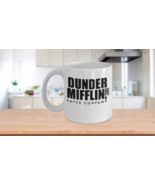 The Office TV Show Dunder Mifflin Paper Coffee Mug A Great Novelty Gift ... - $15.41+