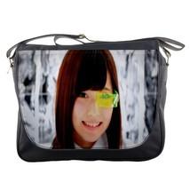 Messenger Bag AKB48 Beautiful Paruru Shimazaki Haruka Japanese Idol Group Singer - $30.00