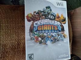 Nintendo Wii Skylanders Giants - COMPLETE image 1