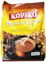 Kopiko Brown Coffee Mix Instant Coffee 30 sachets x 25g Pack Free Shippi... - $38.60