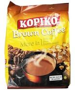 Kopiko Brown Coffee Mix Instant Coffee 30 sachets x 25g Pack Free Shippi... - $38.60