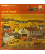 NEW Country Harvest Farm 1978 Puzzle by APC  NEW & Sealed  1.000 Piece 12+ - $19.59