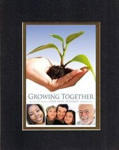 Growing Together - Romans 12:5. . . 8 x 10 Inches Biblical/Religious Verses set  - $11.14