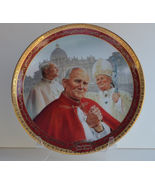 2005 The Bradford Exchange His Holiness John Paul II Plate Plate No B1570 - $7.90