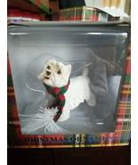 Christmas Ornament West Highland Terrier - $29.58