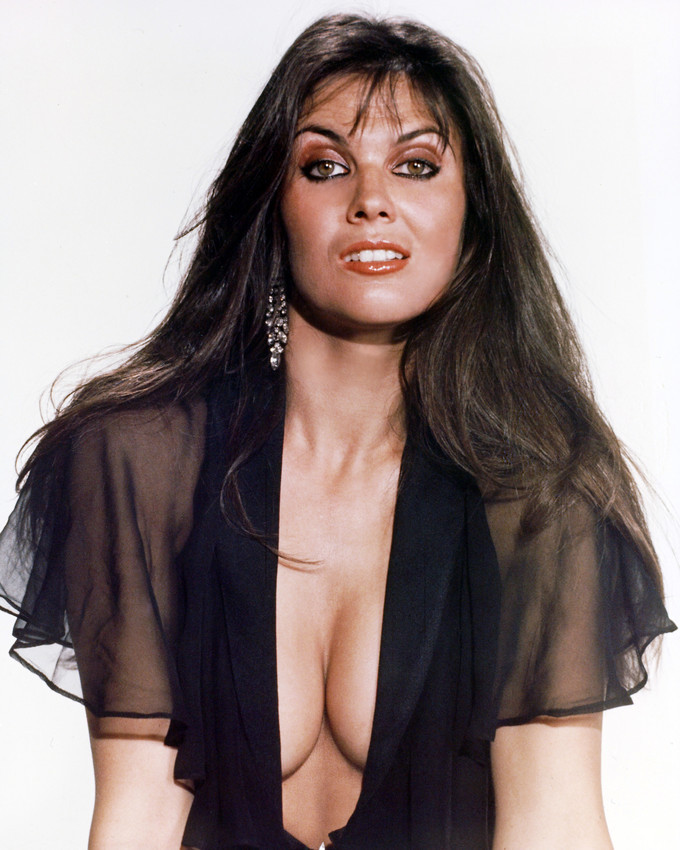 Primary image for Caroline Munro In Dracula A.D. 1972 Sexy Print 16X20 Canvas Giclee