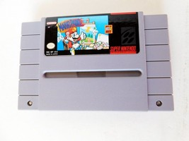 Super Nintendo SNES Mario Paint Game Cartridge - $6.29