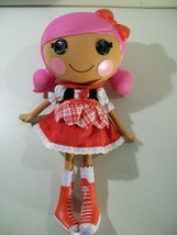 LALALOOPSY SCARLET RIDING HOOD FULL SIZE DOLL RED RIDING HOOD - $28.37