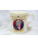 Lenox 1997 Annual Mug Angel Of Light 12 oz Mug - $6.92