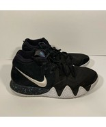 Nike Kyrie 4 GS Boys Sneakers Black AA2897-002 Size 7Y Women's 8.5 - $37.61