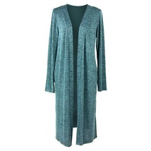 Hello Mello Carefree Threads Long Cardigan-XL Mint - $29.99