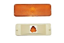 2 Front Parking Turn Signal Light Lens Ford Truck Bronco F150 F250 F350 80-86 image 5