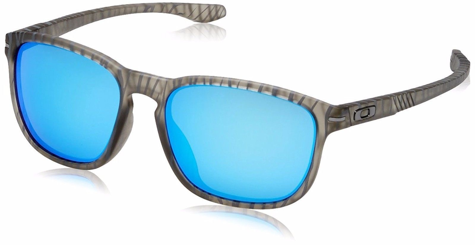 Oakley Enduro OO9274-07 Matte Gray Ink Sapphire Iridium Asian Fit Sunglasses  -  58.41 a79b9f59d39d