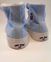Keds Pro-Keds Sky Blue High Top Tennis Shoes Athletic Woman's Size 7.5 M... - $24.49