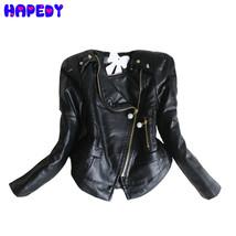 PU leather kids jackets & coats baby girl - $56.99+