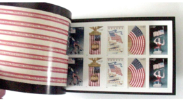 Old Glory Booklet (With 20 x 37-Cent Postage Stamps), USA 2003, Scott BK... - $9.80