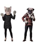 Rasta Imposta Doggie Kit Or Kitty Kit Pet Animal Cuddly Cute Halloween C... - $19.99