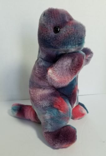 TY Original Beanie Buddy REX Dinosaur Tyrannosaurus 1999