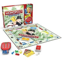 Monopoly Electronic Banking Complete with 4 Exclusive Tokens Board Game ... - $19.68