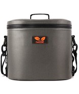 Cooler F40C4TMP Soft Sided 11 Can Pack Ice Chest Beach Part Hiking camping - $69.17