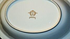 Noritake China Japan Goldora 882 Serving Bowl AA20-2138 Vintage image 4