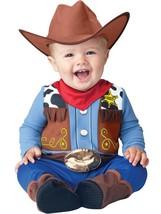 Incharacter Wee Wrangler Cowboy Infant Costume Halloween Cute Baby 16024 - $27.99