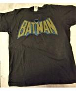 Batman Adult T Shirt - $12.50