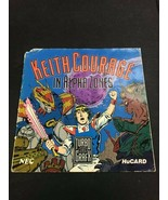 Keith Courage in Alpha Zones for Turbografx-16 TG-16 MANUAL ONLY NO GAME - $8.86