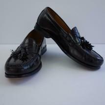 Cole Haan Pinch Air Tassel Black Loafers Mens Sz 10 M - $54.41