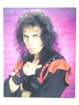 a84733e69bf Ronnie James Dio 8x10 Promo Photo Fan Club Rock N Roll -  26.68