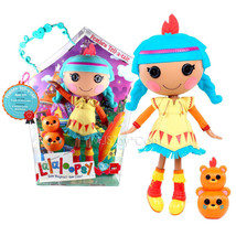 "NEW HOT Lalaloopsy 12"" Tall Button Rag Doll Feather Tell-a-tale+ pet Tot... - $77.99"