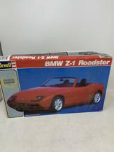 1990 BMW Z1 Roadster 1/24 Revell Premium Model Kit Complete - $17.41