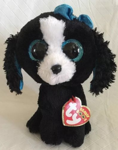 dfa214fe4ce TY Beanie Boos - TRACEY the Black   White and 33 similar items