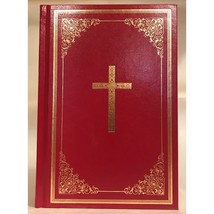 Douay-Rheims Bible - Red Cover