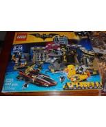 LEGO Batman Movie Batcave Break-in (70909) Building Set [Used READ Open ... - $65.55