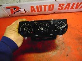 07 06 05 04 03 02 Subaru Impreza heater temperature climate control swit... - $19.79