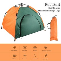 Portable In/Outdoor Camping Tent Dog House Pet Sun Shelter Folding Warm - $31.19
