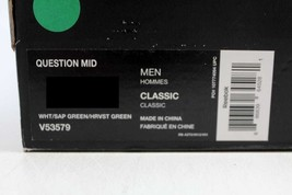 SZ Reebok Green Harvest Green White Men's Sap Question James Mid 6 Lebron V53579 1qqAPg