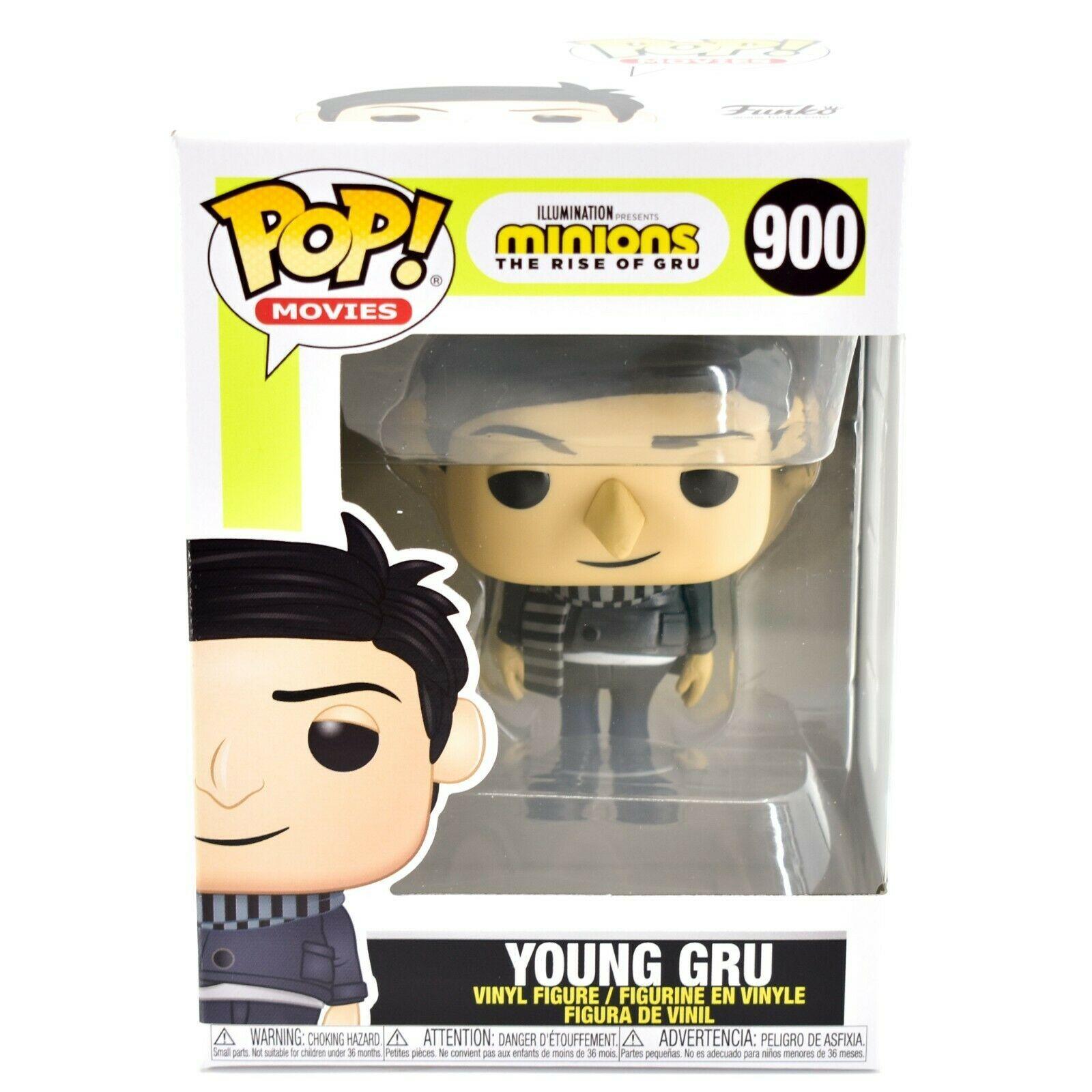 Funko Pop! Movies Minions The Rise of Gru Young Gru #900 Vinyl Figure