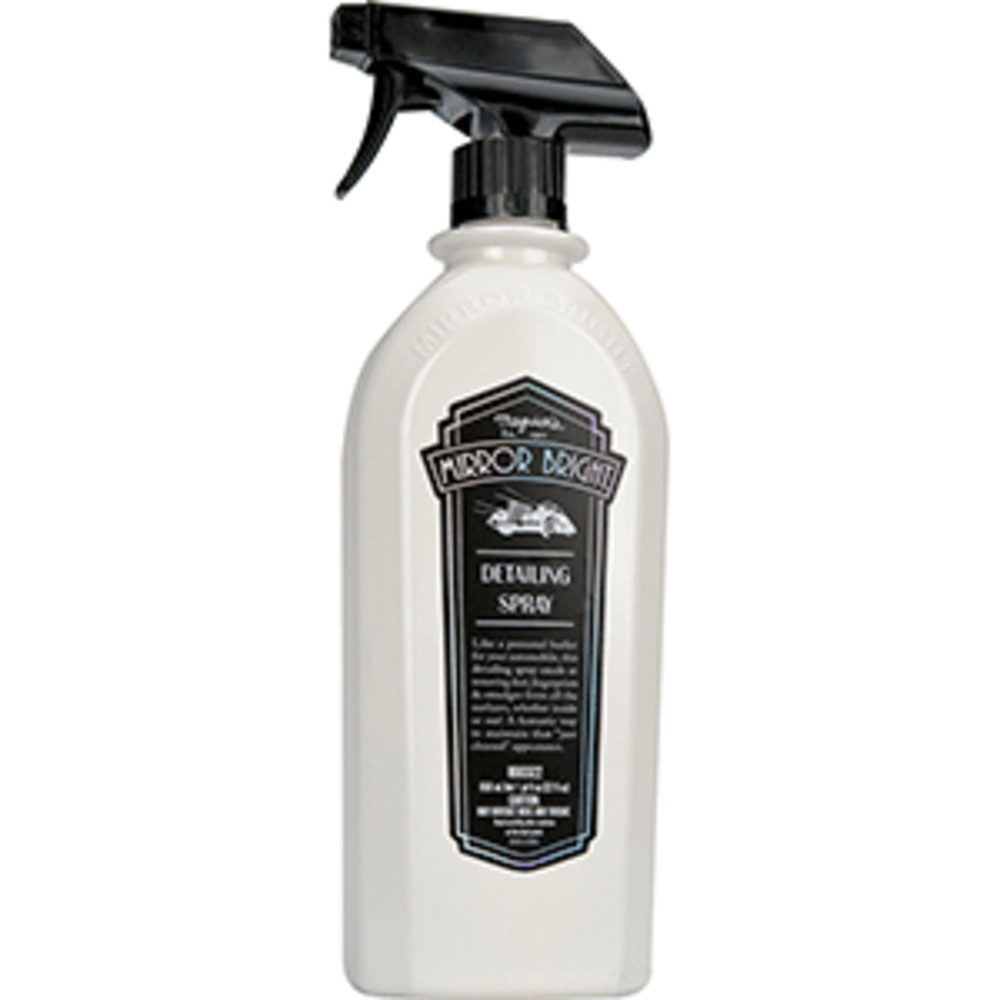 Primary image for Meguiar's Mirror Bright Detailing Spray - 22oz Spray Bottle