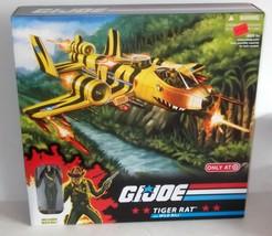 """✰ G.I. Joe ✰ Target Xclsv """"Tiger Rat"""" Rare W Wild Bill Figure! Misb Packed Well - $229.99"""