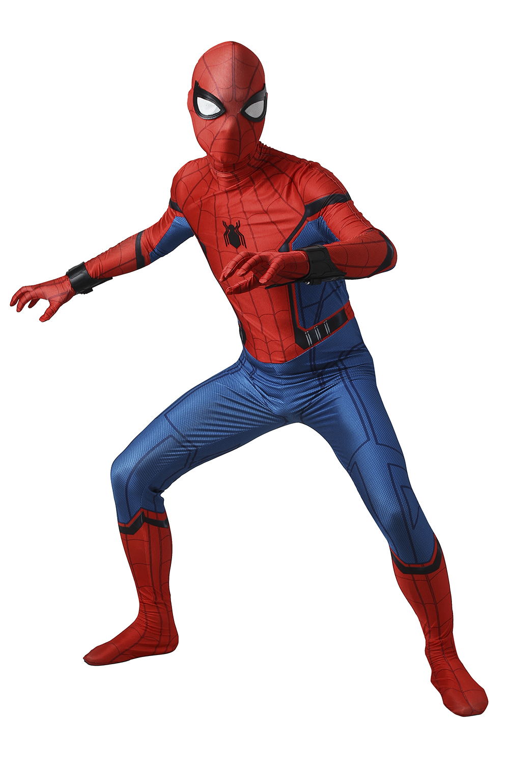 2017 Spider-Man Homecoming Peter Parker Superhero Complete Cosplay Costume  - $85.13 - $100.69