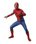 2017 Spider-Man Homecoming Peter Parker Superhero Complete Cosplay Costume  - £66.90 GBP+