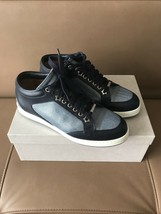 Jimmy Choo $595 Miami Sneakers in Size 37.5--7.5 US.!! EUC. - $193.05
