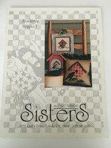 Feathering Heights I Sisters and Best Friends Birdhouse Counted Cross St... - $3.00